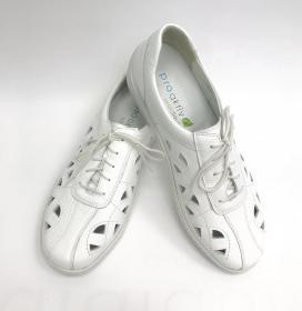 Remonte lyukacsos fehér félcipő 43 Óriás Shop nagyméretű
